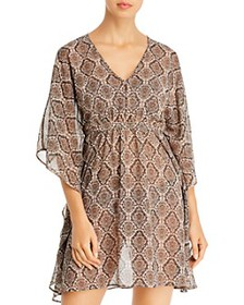 Tommy Bahama - Desert Python Tunic Swim Cover-Up