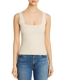 Elie Tahari - Sarah Square-Neck Sweater