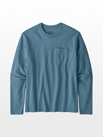 Patagonia Long-Sleeve Organic Cotton Midweight Poc