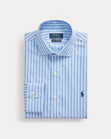 Ralph Lauren Slim Fit Striped Dobby Shirt