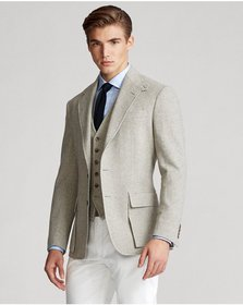 Ralph Lauren The RL67 Herringbone Jacket