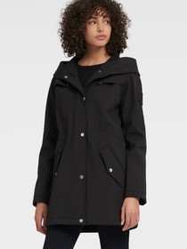 Donna Karan SOFT SHELL COAT