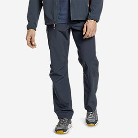 Men's Cloud Cap Stretch Rain Pants