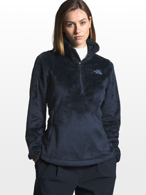 The North Face Osito Hybrid 1/4-Zip Top - Women's