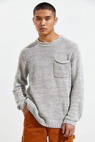 UO Marled Roll Neck Sweater