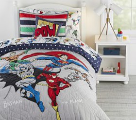 Pottery Barn Justice League™ Quilt