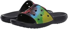Crocs Classic Tie-Dye Graphic Slide