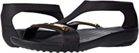 Crocs Serena Metallic Bar Sandal