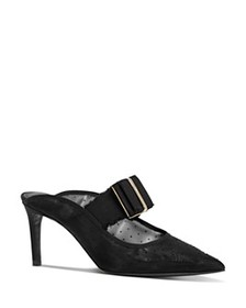 Salvatore Ferragamo - Women's Zelda High-Heel Mule
