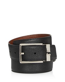Salvatore Ferragamo - Men's Reversible Square Buck