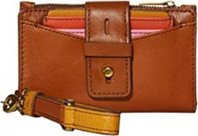Fossil Willa Leather Bifold Wallet