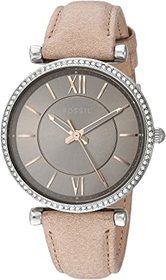 Fossil Carlie Three-Hand Watch