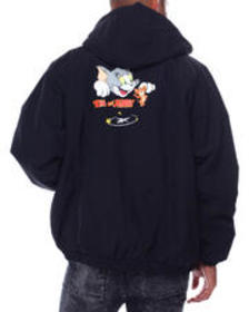 Reebok tom and jerry woven jacket