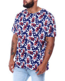 Buyers Picks soft floral all over print t-shirt (b