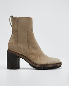 Rag & Bone Shiloh High Suede Booties