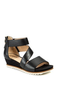 LUCCA LANE Fifi Wedge Sandal