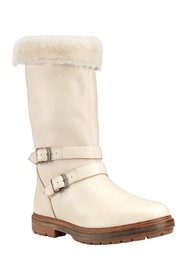 Timberland Riley Flair Genuine Shearling Lined Boo