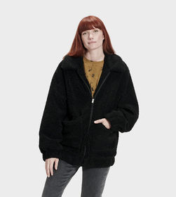 UGG Jackeline Teddy Bear Jacket