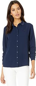 Lacoste Long Sleeve Basic Tunic Shirt