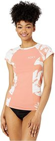 Roxy Fashion Long Sleeve Rashguard