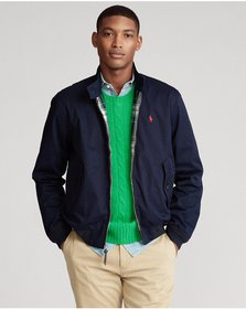 Ralph Lauren Cotton Twill Jacket