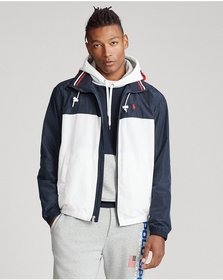 Ralph Lauren Color-Blocked Jacket