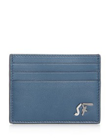 Salvatore Ferragamo - Signature Leather Card Case