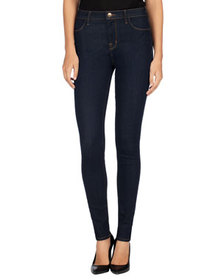 J Brand Maria High-Rise Super-Skinny Jeans, After