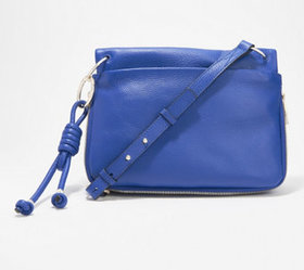 Vince Camuto Leather Crossbody - Lake - A352366