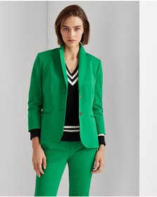 Ralph Lauren Stretch-Cotton-Blend Blazer