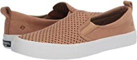 Sperry Crest Twin Gore Scalloped Perf