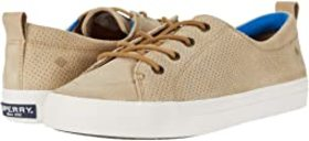 Sperry Crest Vibe PlushWave Pin Perf Leather