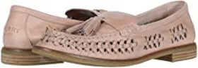 Sperry Seaport Penny PlushWave Woven Leather