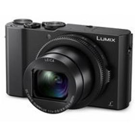 Panasonic Lumix DMC-LX10 Digital Camera, Black