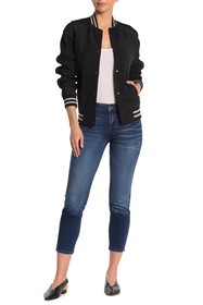 KUT from the Kloth Loudly Cropped Skinny Jeans