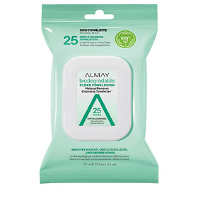Almay Clear Complexion Biodegradable Makeup Remove