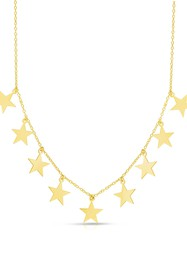 Sphera Milano 14K Yellow Gold Plated Sterling Silv