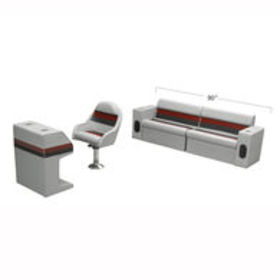 Toonmate Deluxe Pontoon Furniture w/Classic Base(n