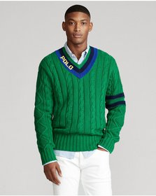 Ralph Lauren Cotton Cricket Sweater