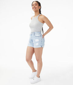 Aeropostale Real Denim High-Rise Slim & Thick