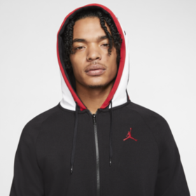 Jordan Jumpman Taped Full-Zip Hoodie