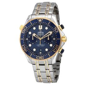 OmegaSeamaster Diver 300m Co-Axial Master Chronogr