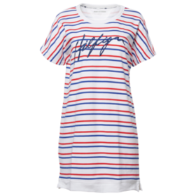 Tommy Hilfiger Dolman Striped Dress