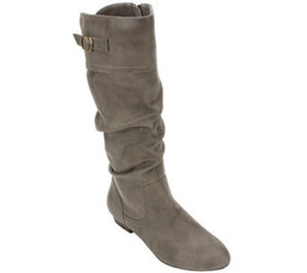 Cliffs by White Mountain Tall Slouch Boots - Fox -