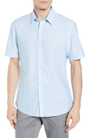 Zachary Prell Ortegas Regular Fit Sport Shirt