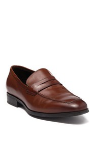 To Boot New York Raleigh Apron Toe Penny Loafer