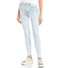 Levi's® Mile High Woven Stretch Super Skinny Jeans