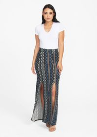 Tall Skirt With Slits