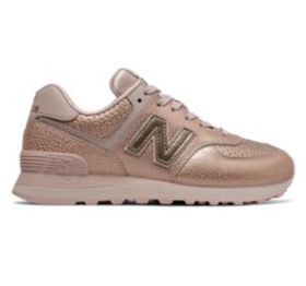New balance Women's 574 Worn Metallic