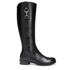 LifeStride Women's Stormy Wide Calf Riding Boot